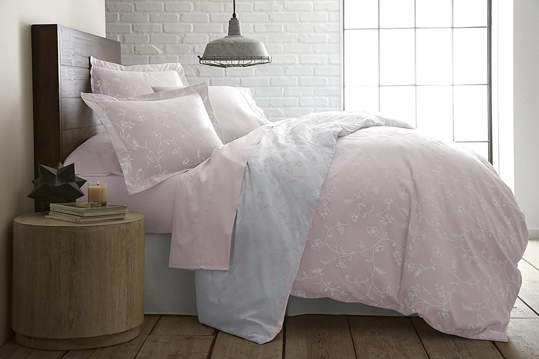 100 percent cotton king comforter sets Amazon.com: Southshore Fine Linens   Sweetbrier Print   300 TC  100 percent cotton king comforter sets