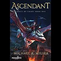 Ascendant - A Dragon Rider Fantasy (Songs of Chaos Book 1) (English Edition)