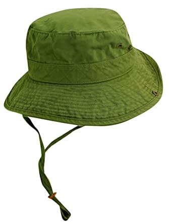 e0bcca55ffcc79 Dorfman Pacific Outdoor Olive & Khaki Bucket Hat Large at Amazon Men's  Clothing store: