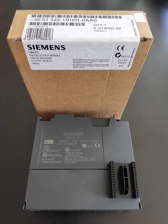 Siemens 6es7322-1bh01-0aa0 SIMATIC s7 6es7 322-1bh01-0aa0 e:02