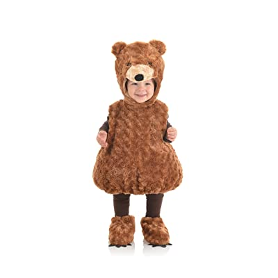 Underwraps Toddler\'s Teddy Bear Belly Babies Costume: Clothing [5Bkhe0703431]