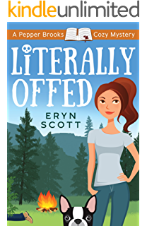Literally Dead A Pepper Brooks Cozy Mystery Book 1 Kindle