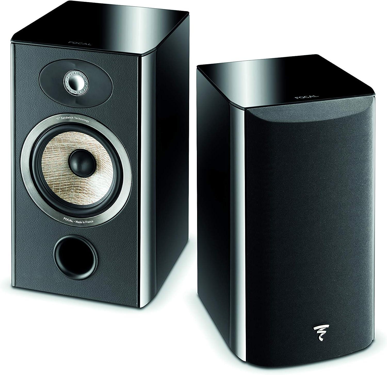 Focal aria906bk Speaker for MP3 & iPod – Black