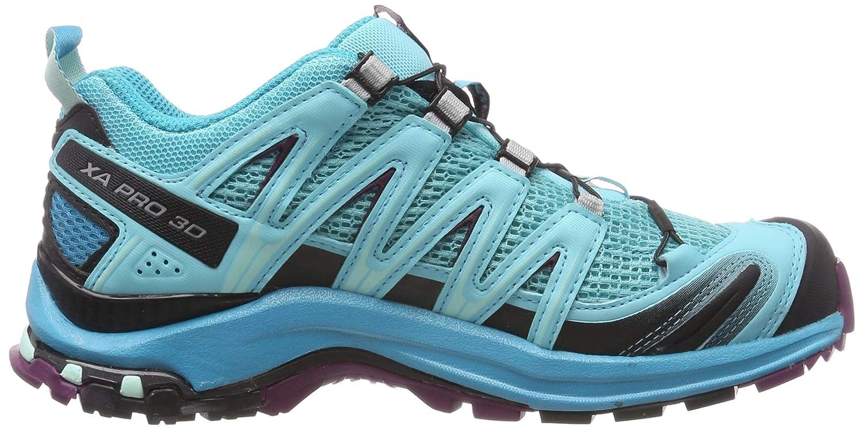 adidas XA PRO 3D W, Scarpe da Trail Running Donna, Blu