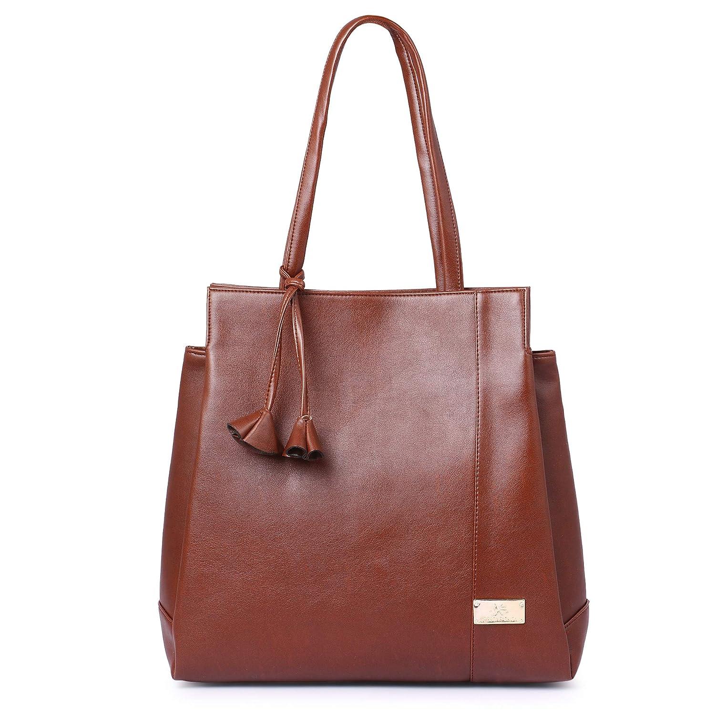 Fashion Women's Tan Handbag