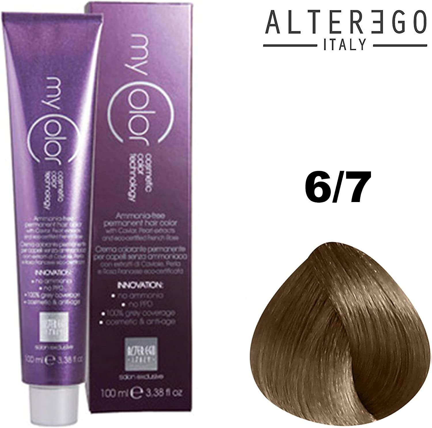 Alterego Ae My Color 100 ml 6/7