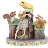 Enesco Disney Traditions by Jim Shore Sleeping Beauty with Animals Figurine