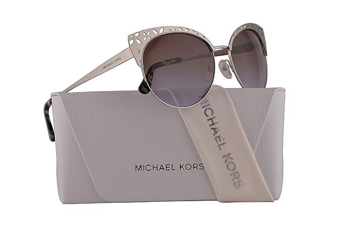 Michael Kors MK1023 Evy gafas de sol w/púrpura de Brown del ...