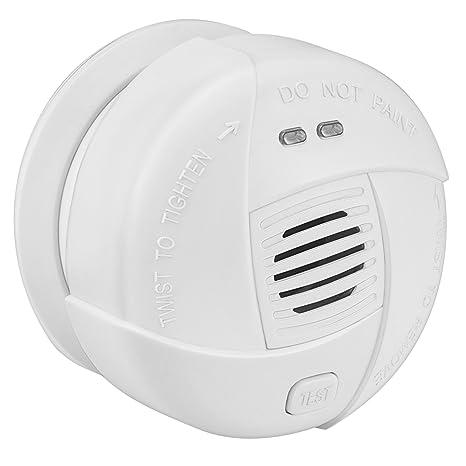 Detector de humo de la marca Mumbi RM250 VDS, 10 años, DIN EN14604,