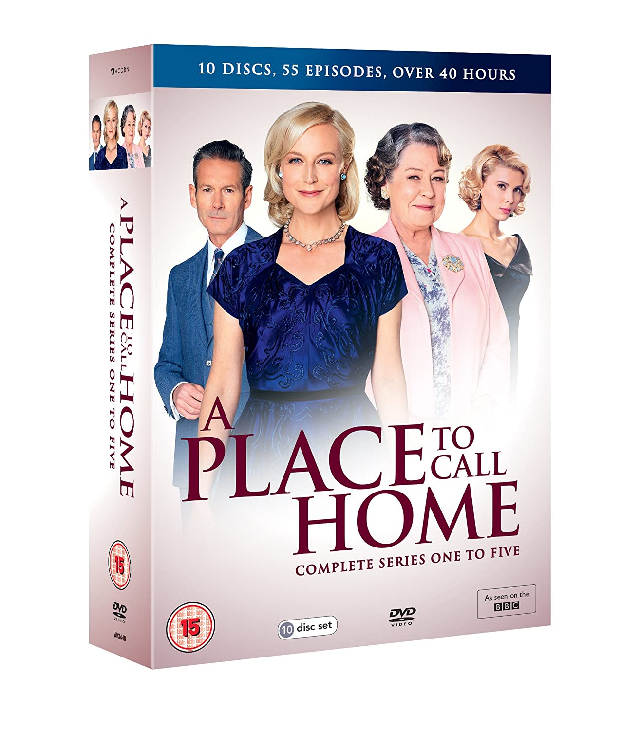 A Place To Call Home: Complete Series One To Five