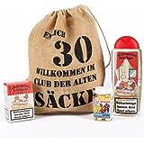 Cera & Toys Geburtstagsgeschenk Set 30 (4-Teilig)