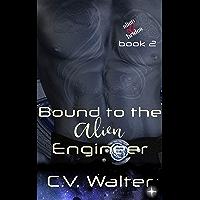 Bound to the Alien Engineer (Alien Brides Book 2)