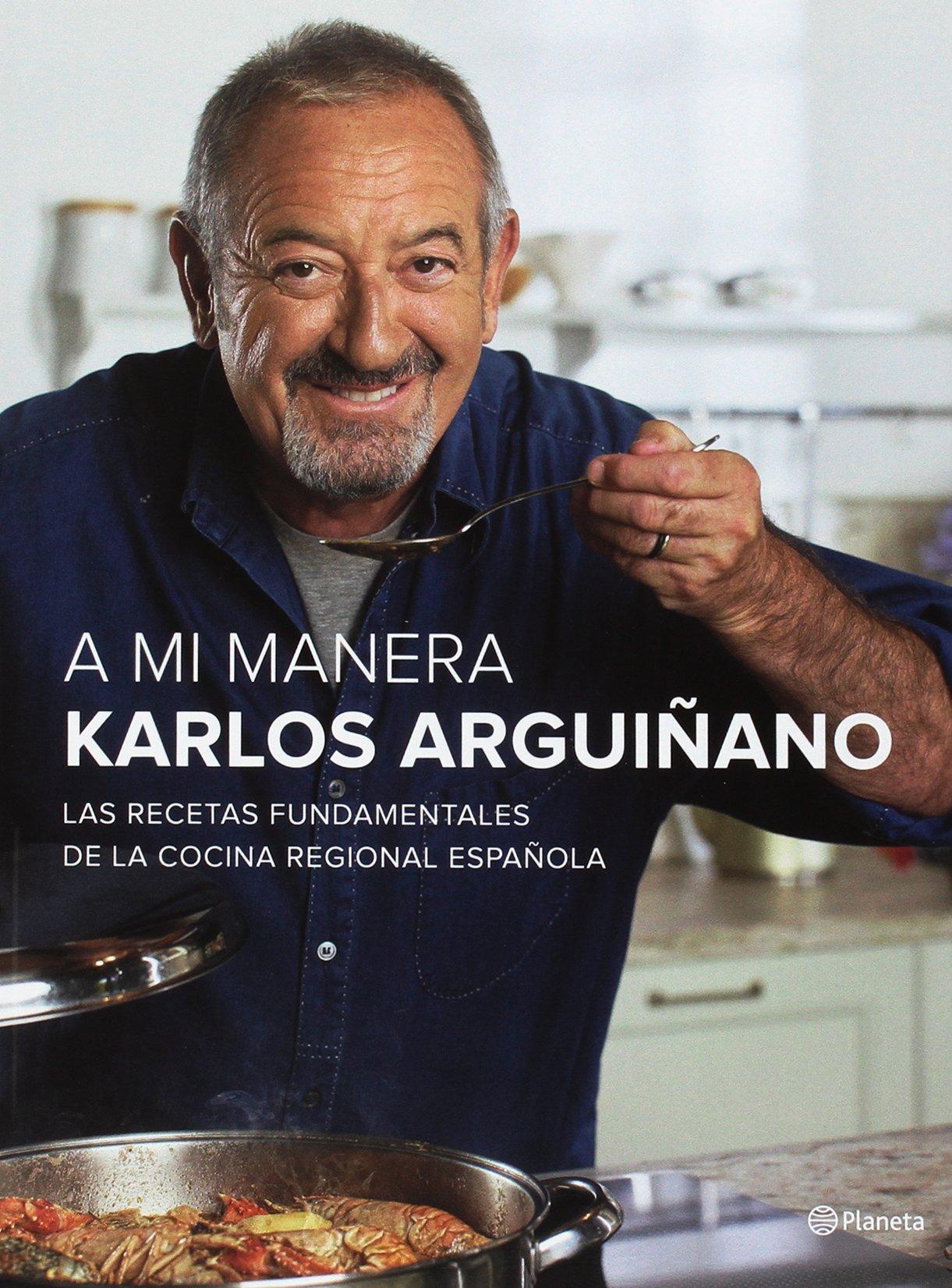 Estuche Navidad Karlos Arguiñano: Karlos Arguiñano: 9788408162681: Amazon.com: Books