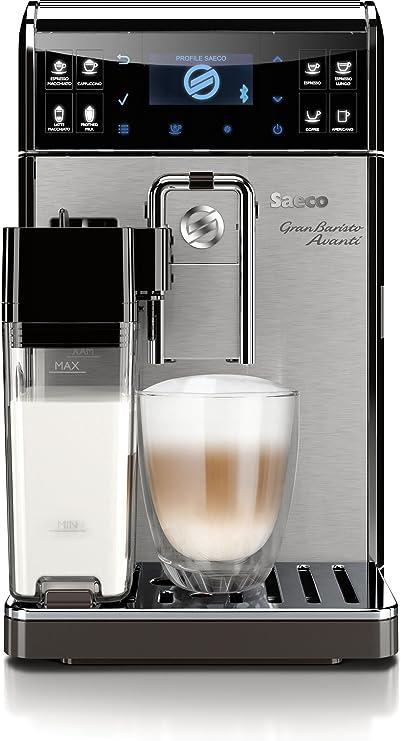 Saeco HD8967/01 - Cafetera automática, color negro: Amazon.es: Hogar