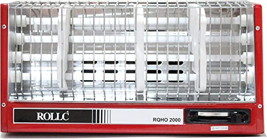 Rollc Heater Rectangular Shape, 2000 watt, 5 mr Cabel, RQHO2000