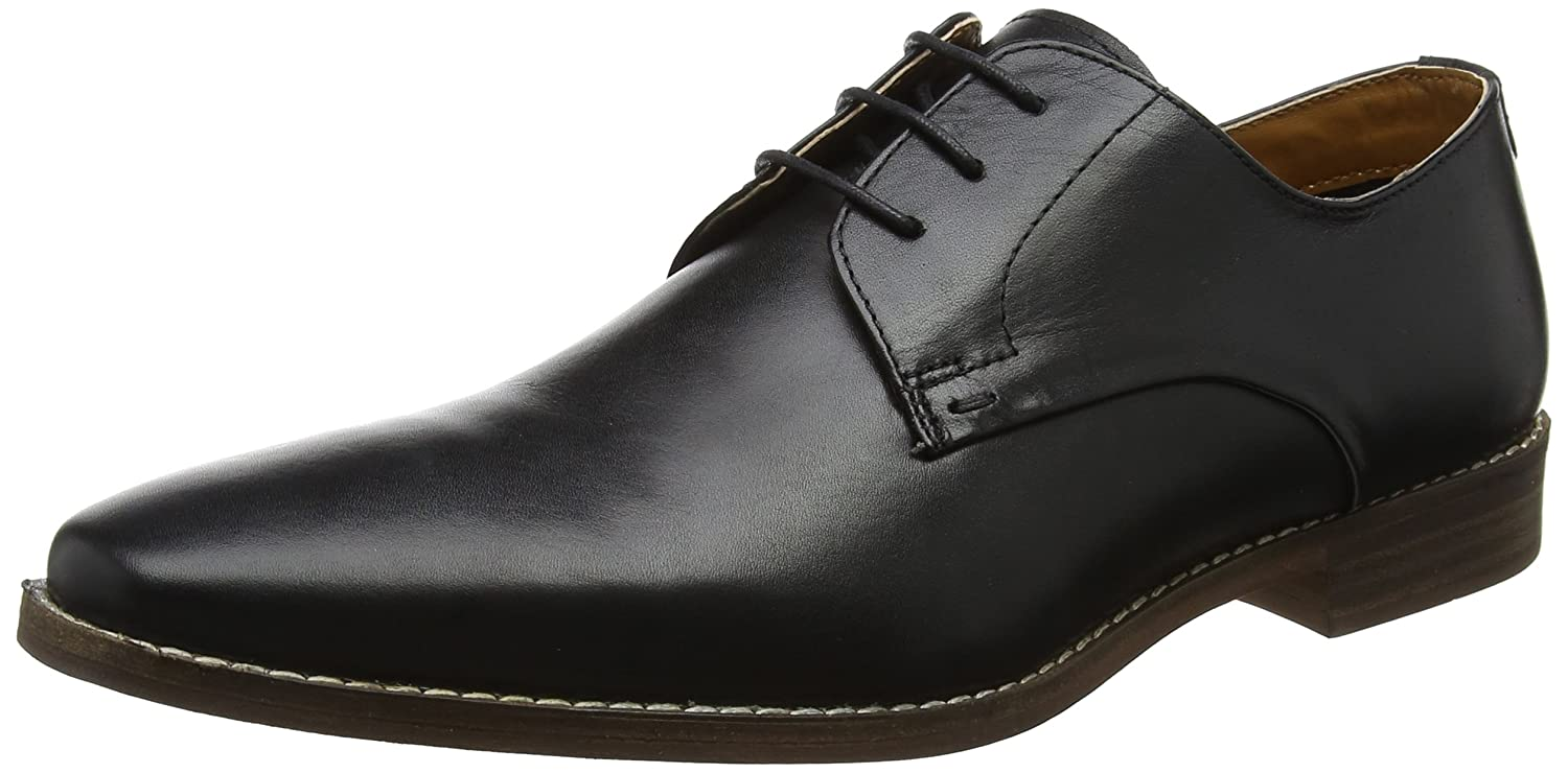 Red Tape Hopton Hombre Zapatos Negro