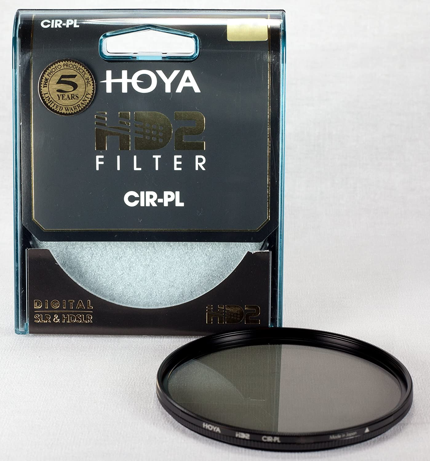 Hoya 67mm HD2// Circular Polarizer Filter