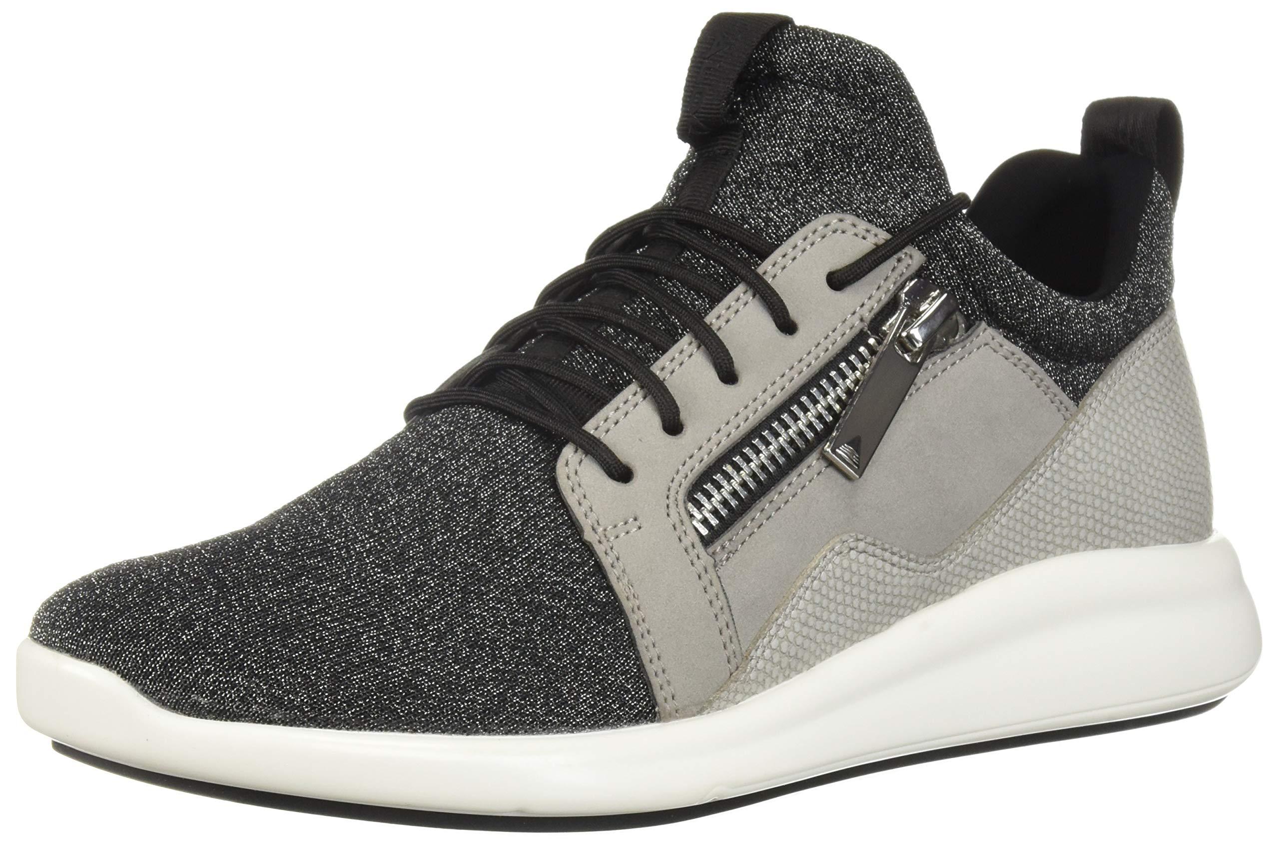 ویکالا · خرید  اصل اورجینال · خرید از آمازون · ALDO Men's CADERUSCHI Sneaker, Silver, 11 D US wekala · ویکالا
