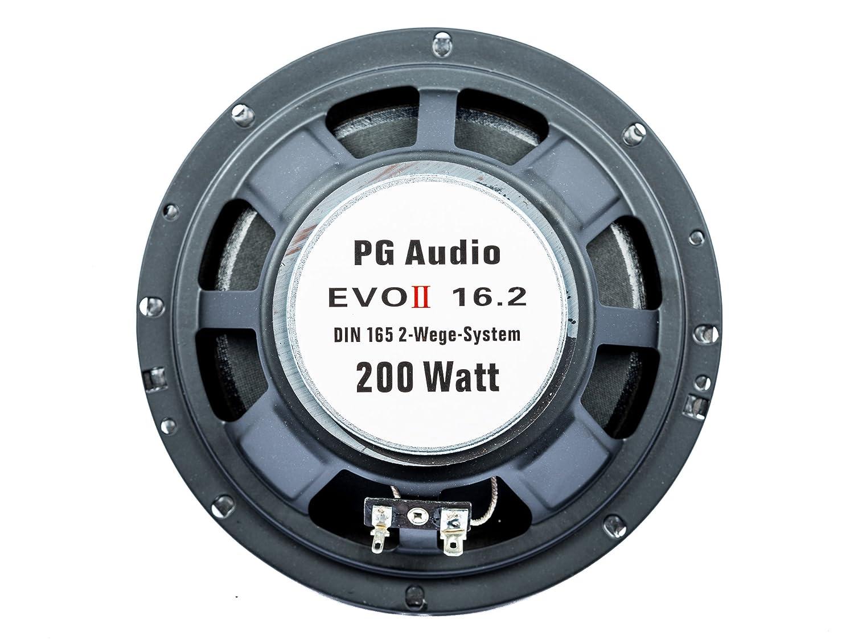 PG Audio Mercedes SLK R170 Lautsprecher Einbauset T/ür vorne