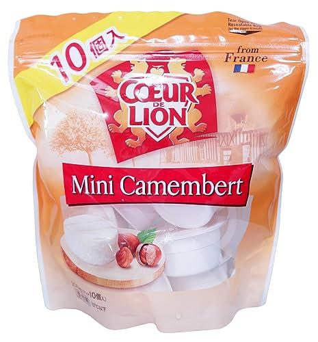 クール・ド・リオン ミニカマンベールチーズ250g(10P)
