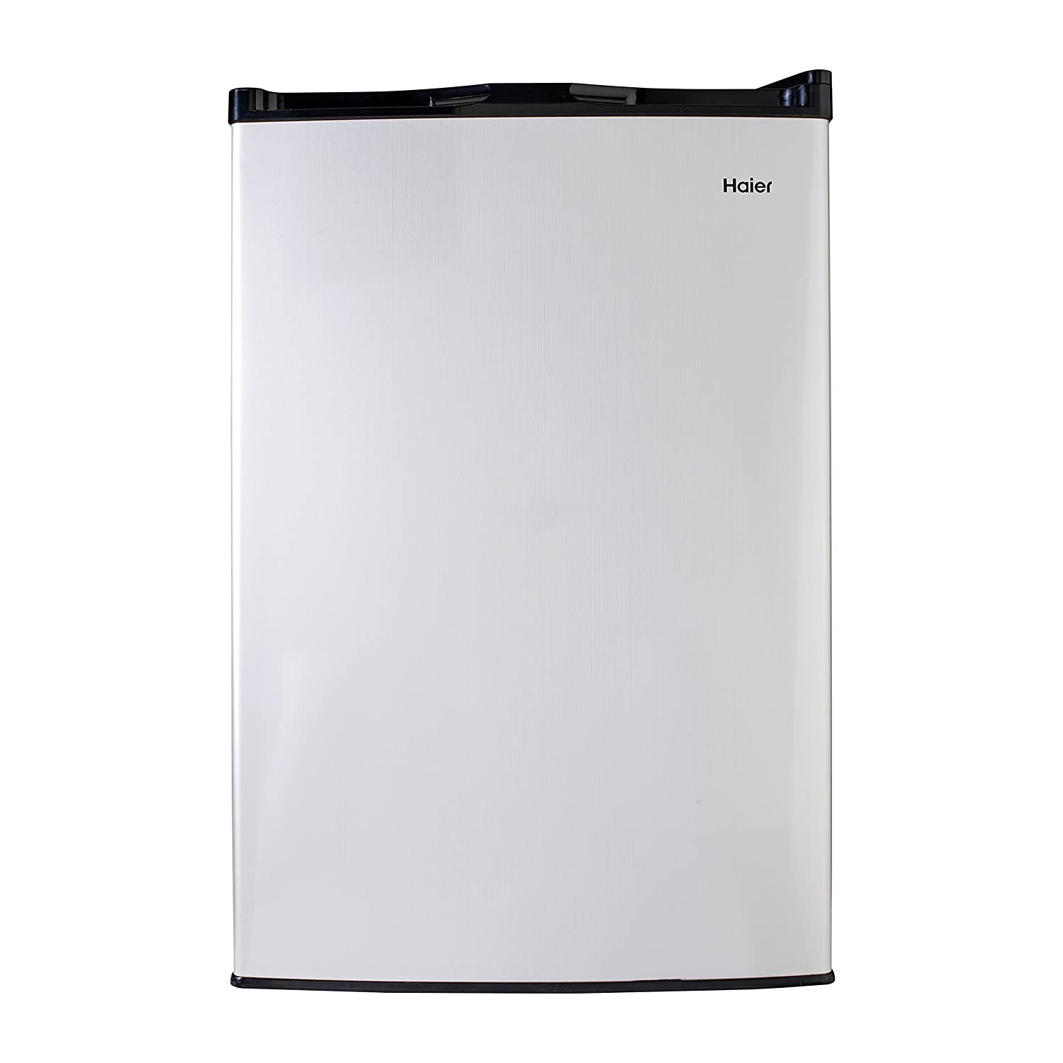 GE HC46SF10SV Compact Refrigerator, 4.5 Cu Ft, Stainless Steel