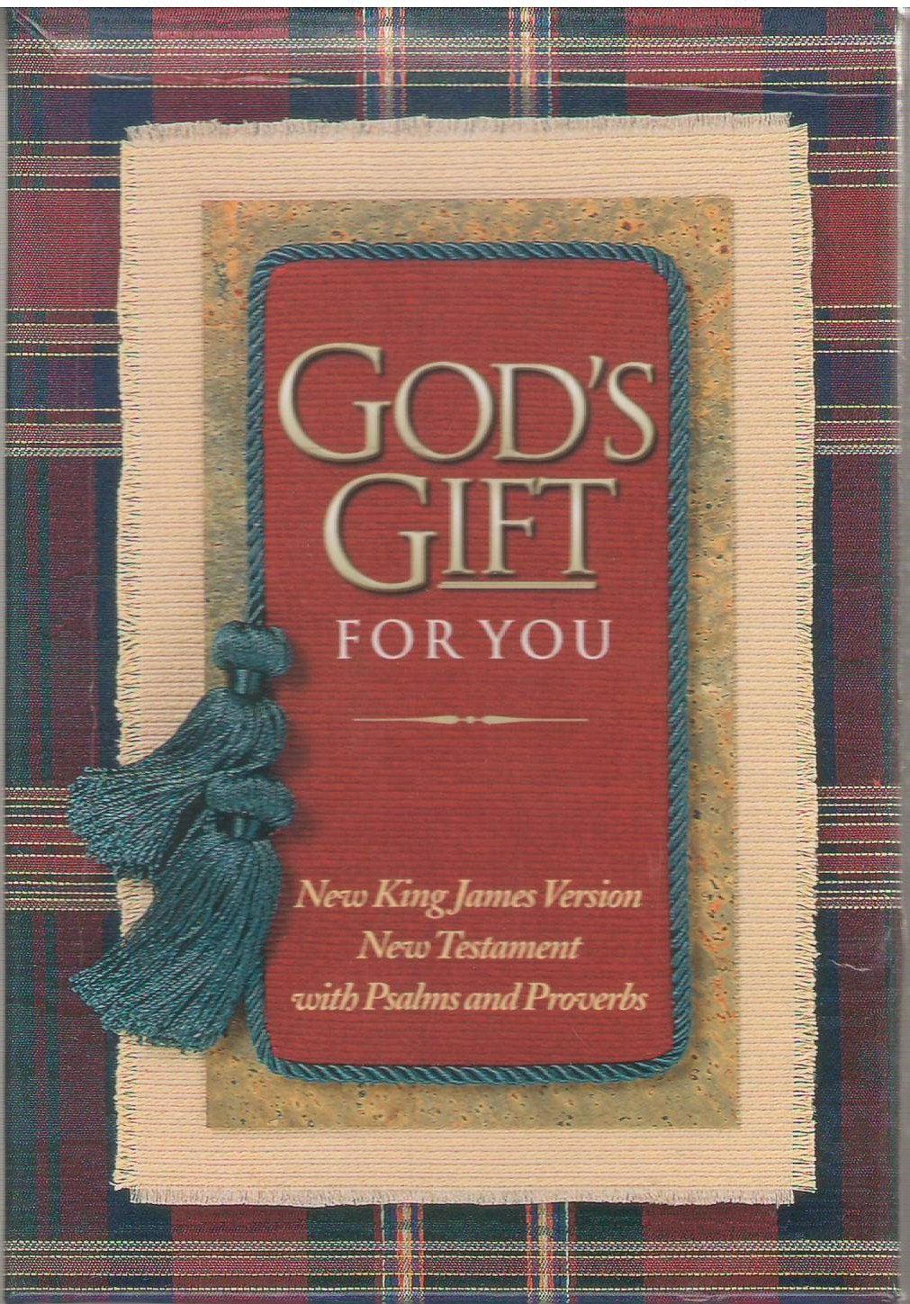 God's Gift for You: New Testament With Psalms and Proverbs