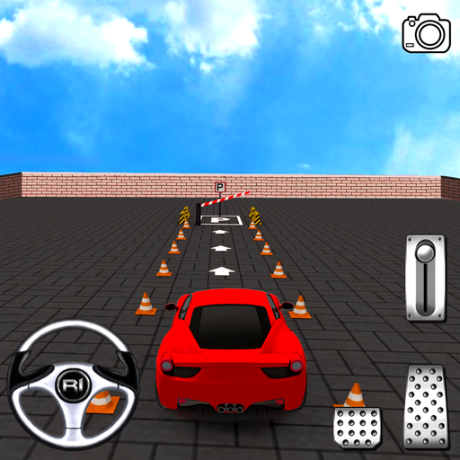 Car Parking 3D (Best Graphics Car Game For Android)