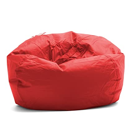 Awe Inspiring Big Joe Bean Bag 98 Inch Flaming Red 641613 Onthecornerstone Fun Painted Chair Ideas Images Onthecornerstoneorg