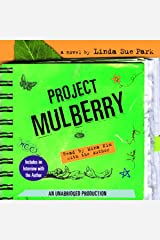 Project Mulberry Audible Audiobook