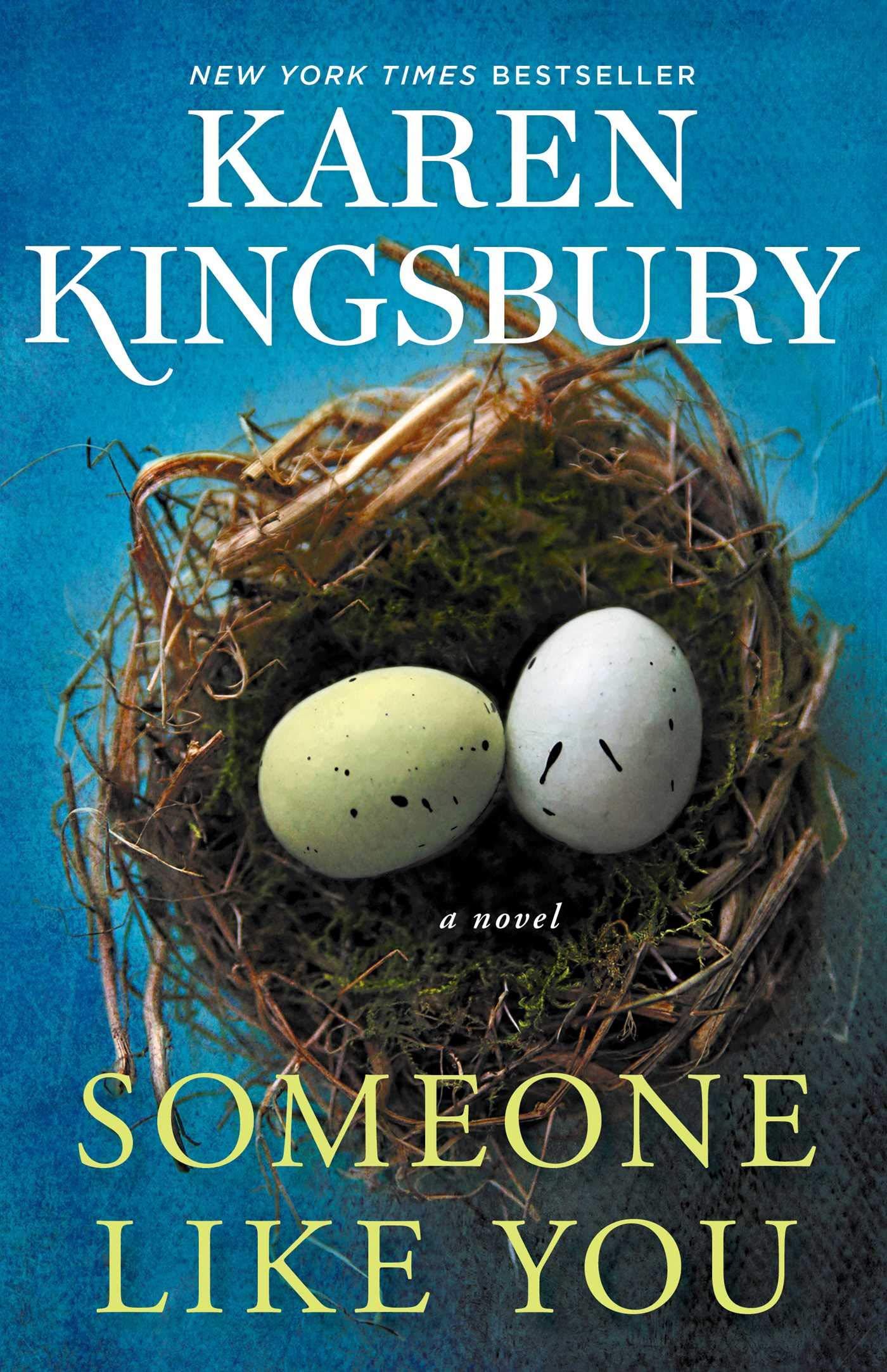 Someone Like You: A Novel (The Baxter Family): Kingsbury, Karen:  9781982104313: Amazon.com: Books