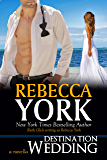 Destination Wedding (Decorah Security Series, Book #9): A Paranormal Romantic Suspense Novella