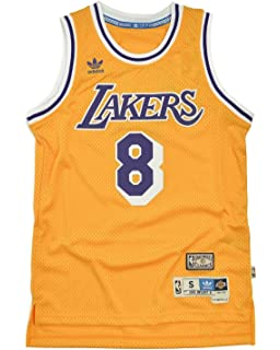 6d55cb99267 ... discount code for kobe bryant los angeles lakers 8 nba youth soul  swingman gold jersey d6fd2 ...