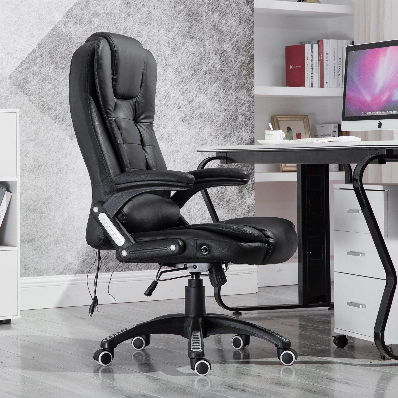 Bürostuhl mit Massage