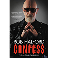 Confess: The Autobiography book cover