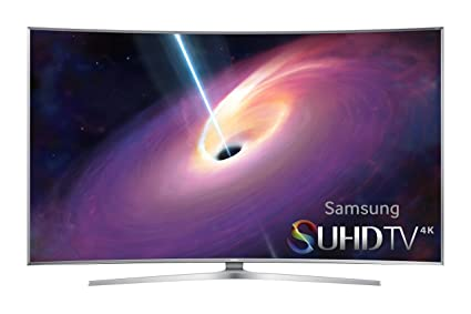 fb4ec3d5b Image Unavailable. Image not available for. Color  Samsung UN48JS9000  Curved 48-Inch 4K Ultra HD Smart LED TV ...