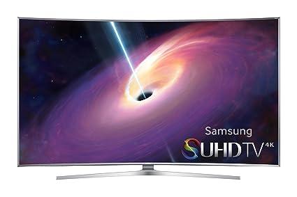 6dcd7623642a Samsung UN78JS9500 Curved 78-Inch 4K Ultra HD Smart LED TV (2015 Model)