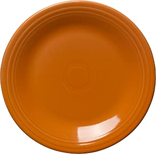 product image for Fiesta 10-1/2-Inch Dinner Plate, Tangerine