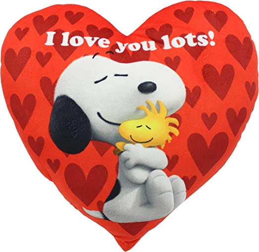 Valentines Day Peanuts Snoopy Heart Fleece Throw Blanket Cover Bed Sofa Chair