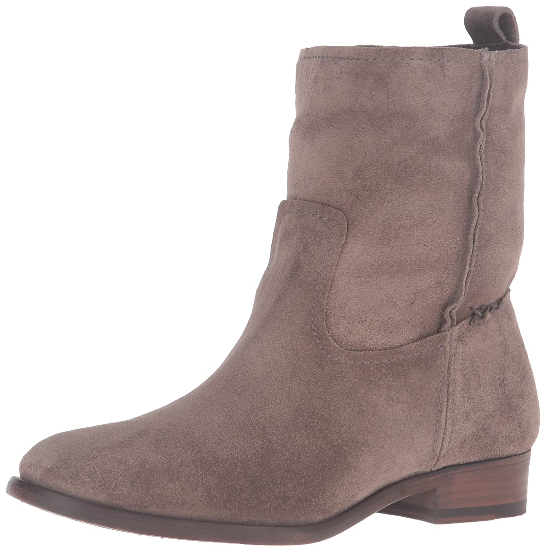 FRYE Women's Cara Short Suede Boot B01AA7W5HS 7.5 B(M) US Elephant