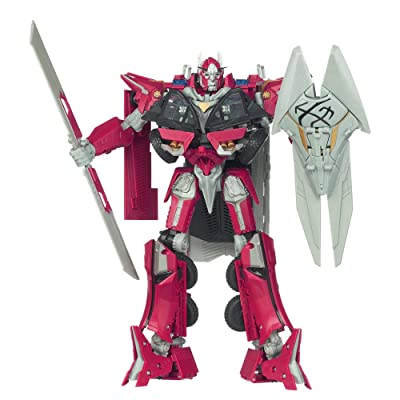 Transformers: Dark of the Moon - MechTech Leader - Sentinel Prime: Toys & Games