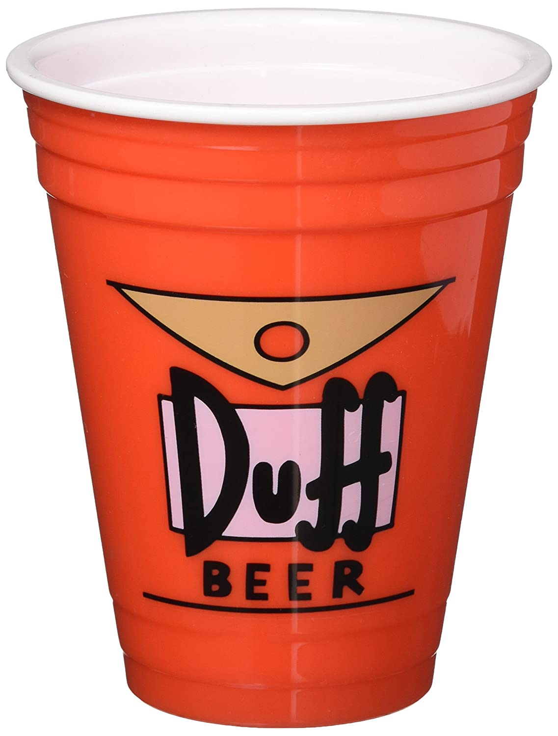 TAZA simpsons Duff Beer