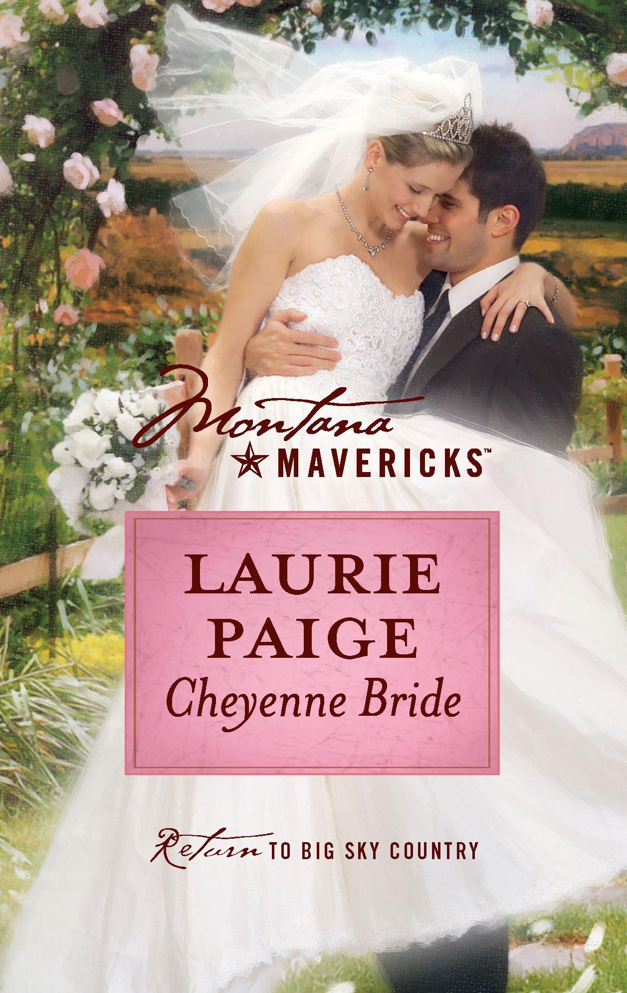Read Online Cheyenne Bride (Montana Mavericks) ebook