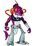 Tortues Ninja - 5526 - Figurine - Animation - Fish Face avec Accessoires - 12 cm