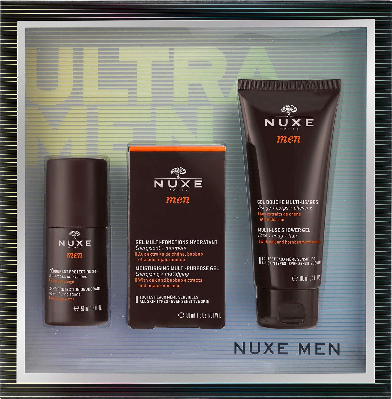 Nuxe Cofre Hidratación Ultra Men - Colección 2019.: Amazon.es: Salud y cuidado personal