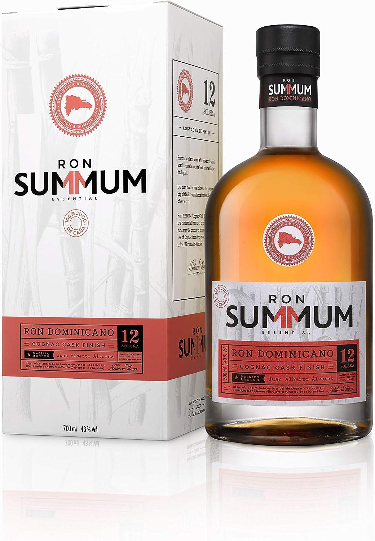Ron Dominicano SUMMUM Cognac Cask Finish - 700 ml: Amazon.es ...