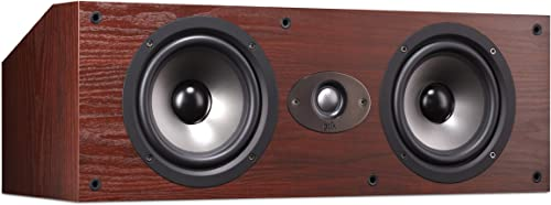 Polk Audio TSx 250c Center Channel Speaker – Cherry