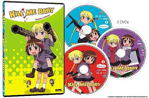 Kill Me Baby [Reino Unido] [DVD]: Amazon.es: Cine y Series TV
