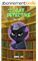 Children's Book : Wendy & Black (Cat Detective 3): The Secret  (Women Sleuth and Cat, Detective, Mysteries, Book for girls ages 9-12) (English Edition)