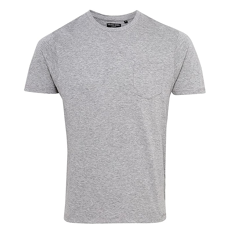 Vêtements Soul Brave shirt Homme T Arkham col rond à 817qOw7