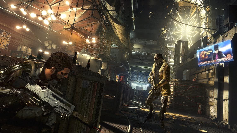 Amazon com: Deus Ex: Mankind Divided Day One Edition (Xbox